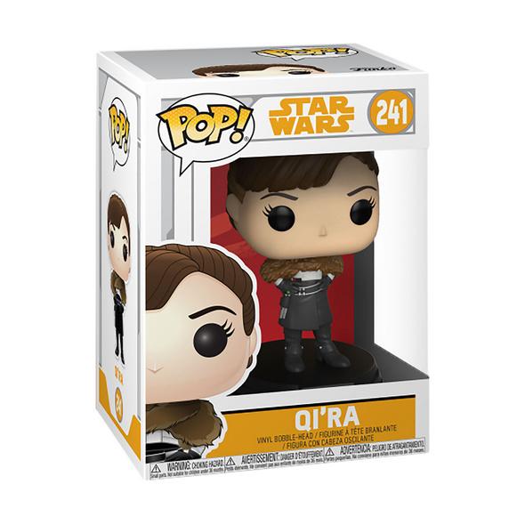 Star Wars - Qira Funko Pop Wackelkopf-Figur