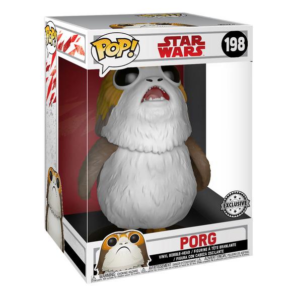 Star Wars - Porg Funko Pop Wackelkopf-Figur 27 cm