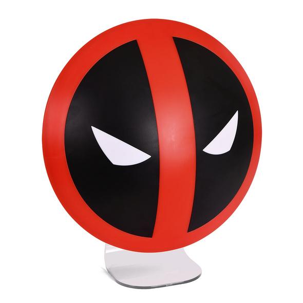 Deadpool - Logo Tischlampe