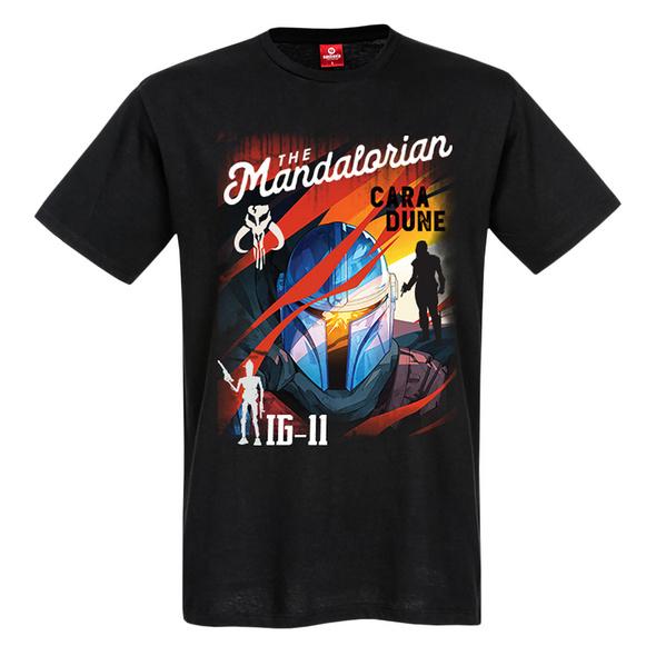 The Mandalorian Hunters T-Shirt schwarz - Star Wars