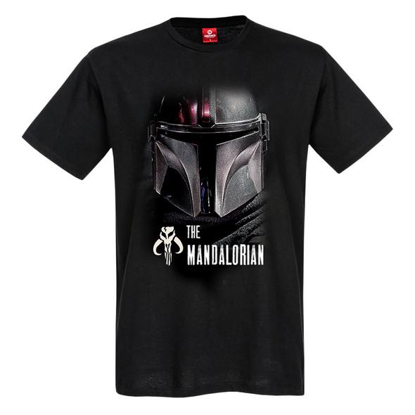 The Mandalorian Dark Warrior T-Shirt schwarz - Star Wars