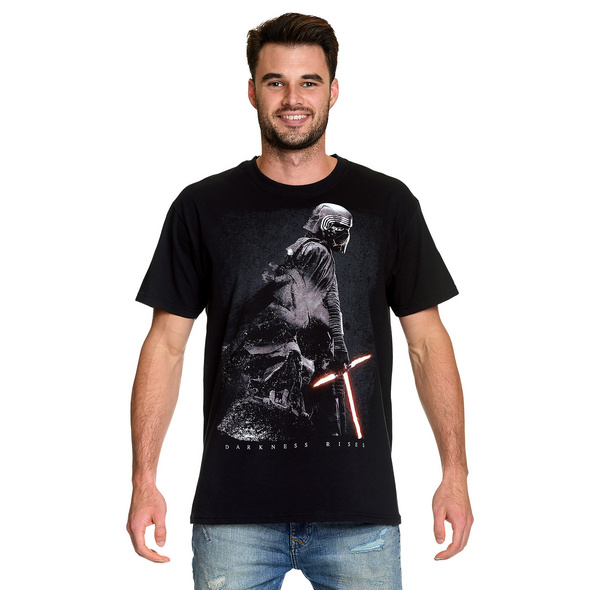 Star Wars - Darkness Rises T-Shirt schwarz