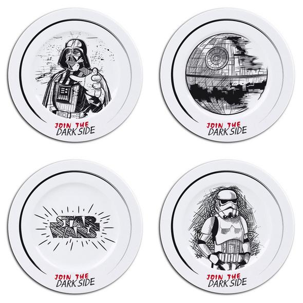 Star Wars - Join the Dark Side Tellerset