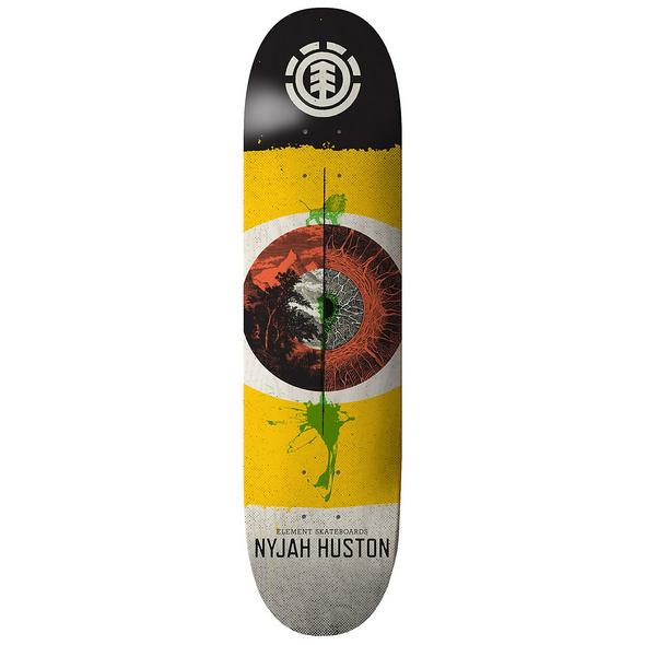"Retina Nyjah 8 8.2"" Skate Deck"