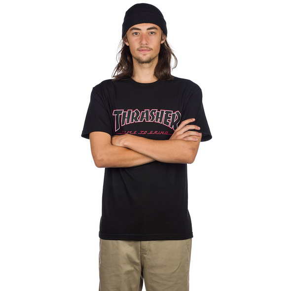 X Thrasher Ttg T-Shirt