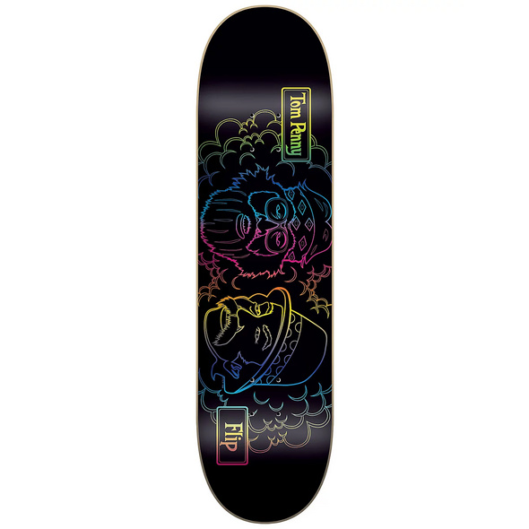"Penny Toms Friends 8.0"" Skateboard Deck"