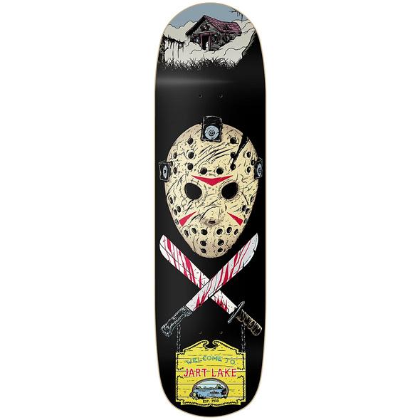 "Jason Pool Before Death 8.875"" SkateDeck"