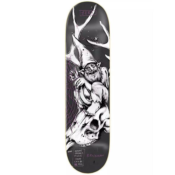 "Brockman Gnarly Gnomes 8.0"" Skateboard Deck"