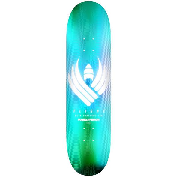 Flight Shape ML243 8.25 Glow Skate Deck Skate Deck