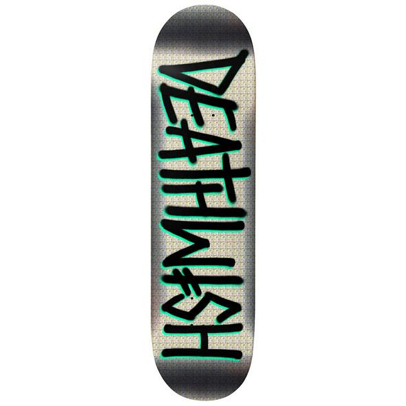 "Deathspray Mint 8.5"" Skateboard Deck"