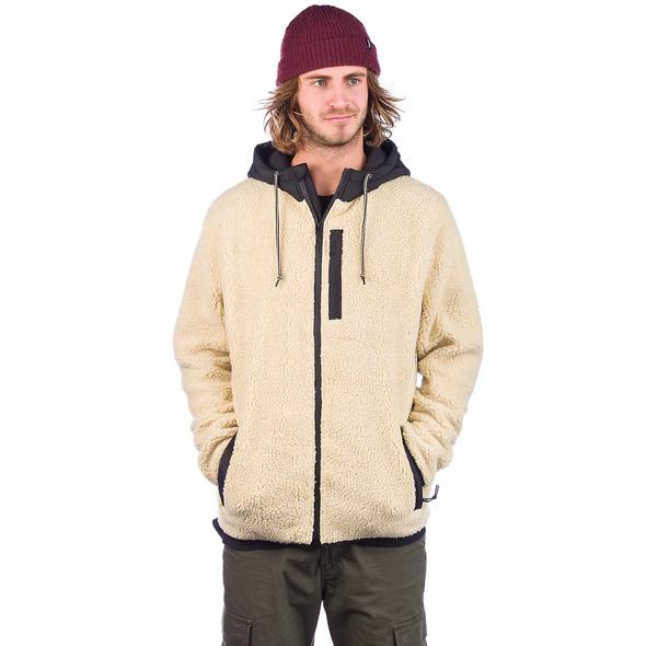 Denny Sherpa Block Jacket