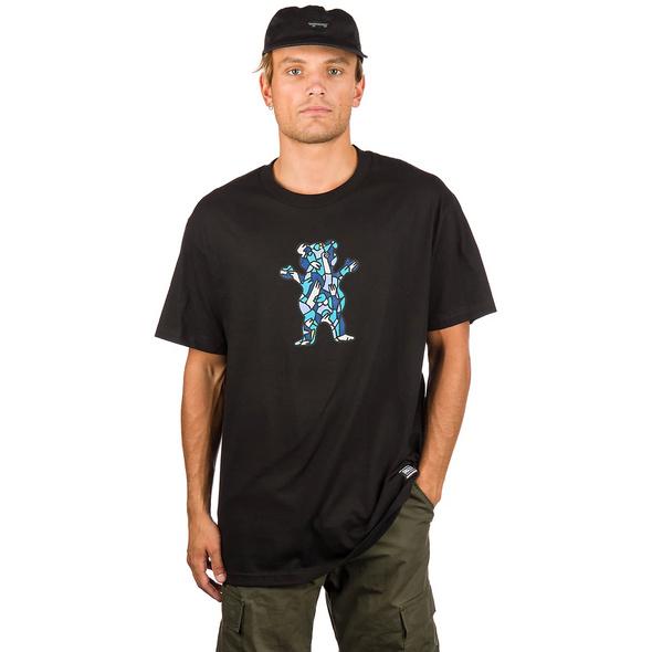 Lucas Beaufort Crown Bear T-Shirt