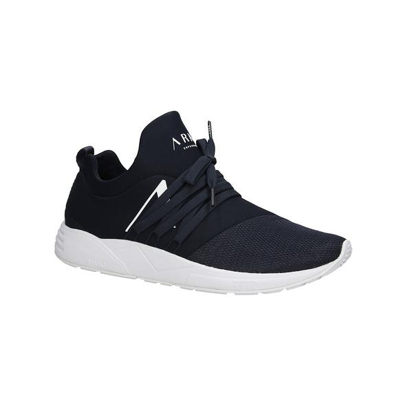 Raven Mesh Sneakers