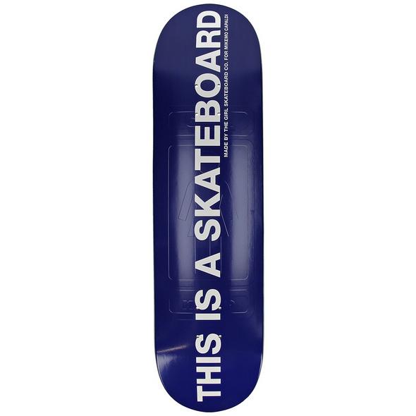 "Mike Mo One Off 8.125"" Skateboard Deck"