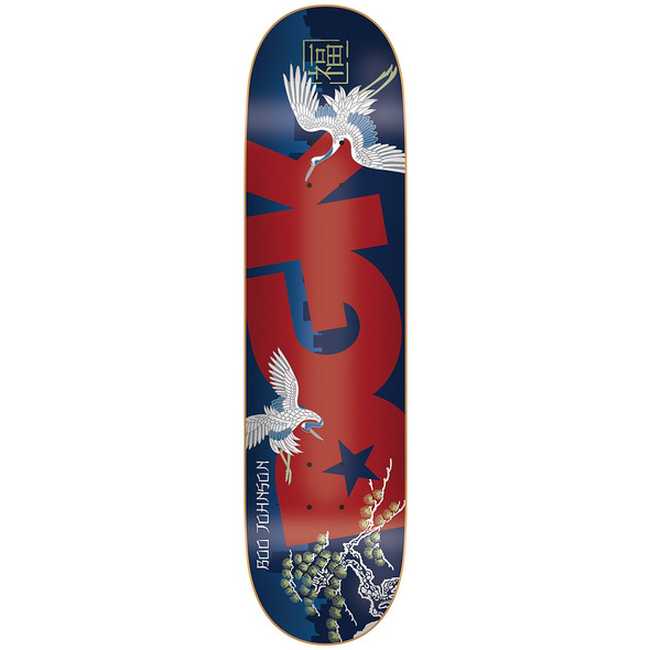 "Dynasty Boo Johnson 8.25"" Skateboard Deck"