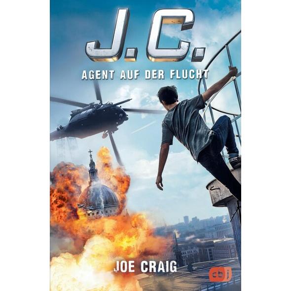J.C. - Agent auf der Flucht