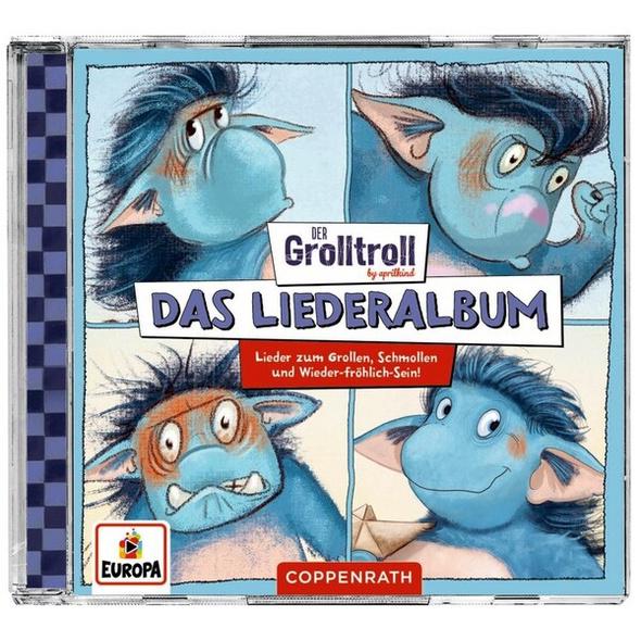 Der Grolltroll - Das Liederalbum (CD)