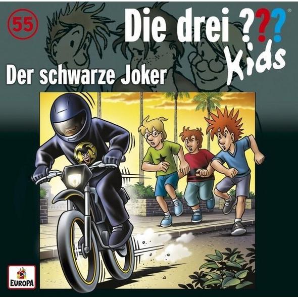 Die drei ??? Kids 55: Der schwarze Joker