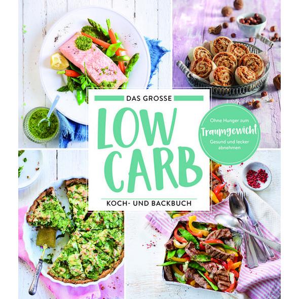 Low Carb Koch und Backbuch