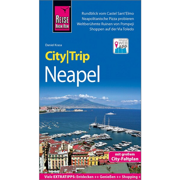 Reise Know-How CityTrip Neapel