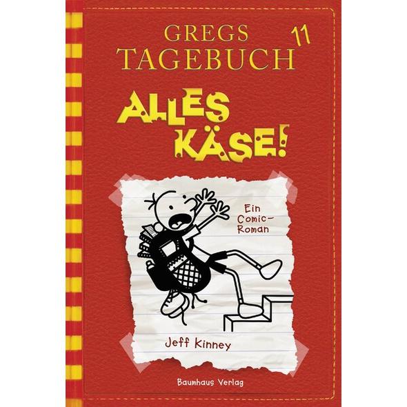 Alles Käse! / Gregs Tagebuch Bd. 11