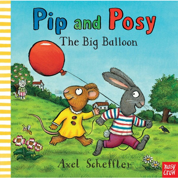 Pip and Posy: Big Balloon