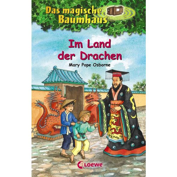 Im Land der Drachen  / Das magische Baumhaus Bd. 14