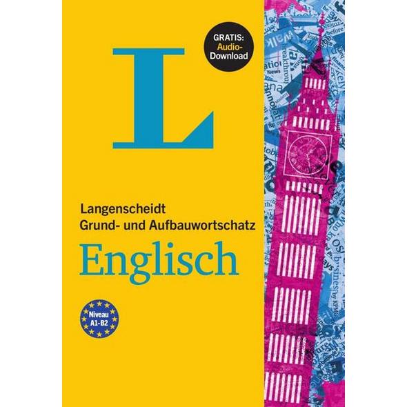 Grund- und Aufbauwortschatz Englisch - Buch m. Bonus-Audio