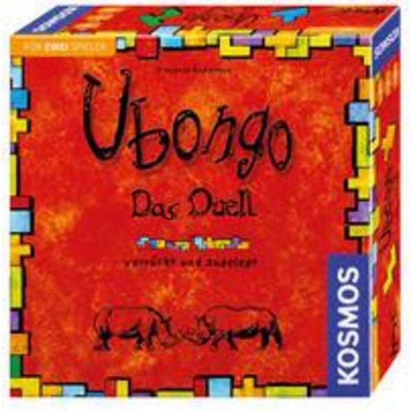 Ubongo: Das Duell