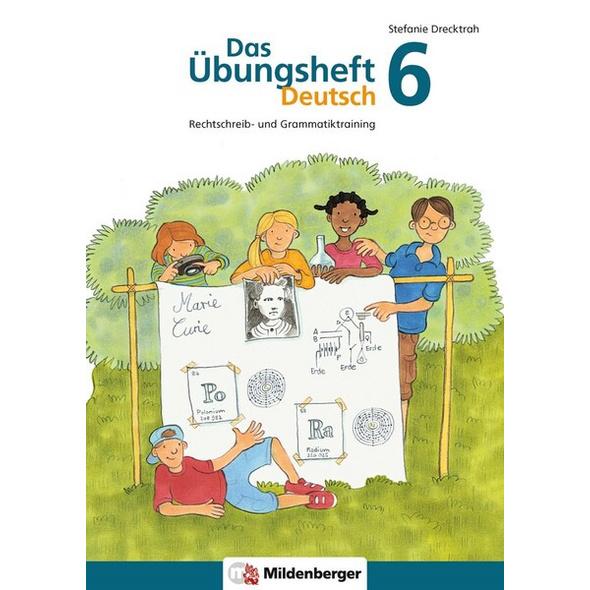Das Übungsheft Deutsch 6