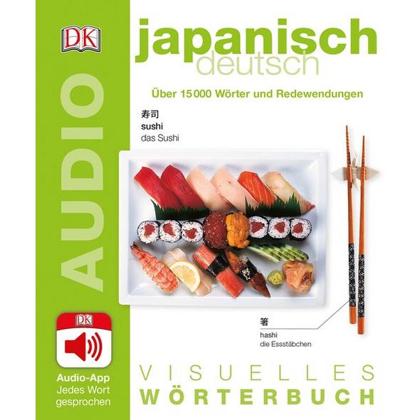 Visuelles Wörterbuch Japanisch Deutsch