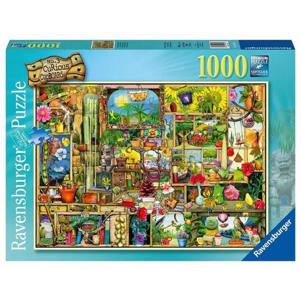 Ravensburger Grandioses Gartenregal,Puzzle