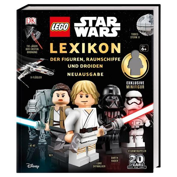 LEGO® Star Wars™ Lexikon der Figuren, Raumschiffe und Droiden