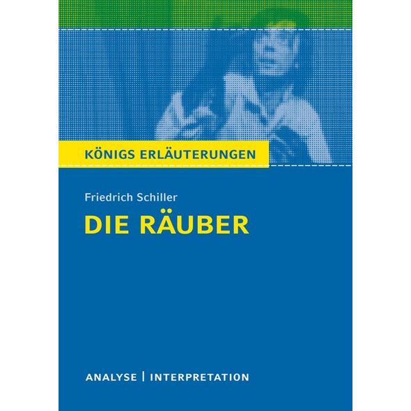 Die Räuber von Friedrich Schiller.