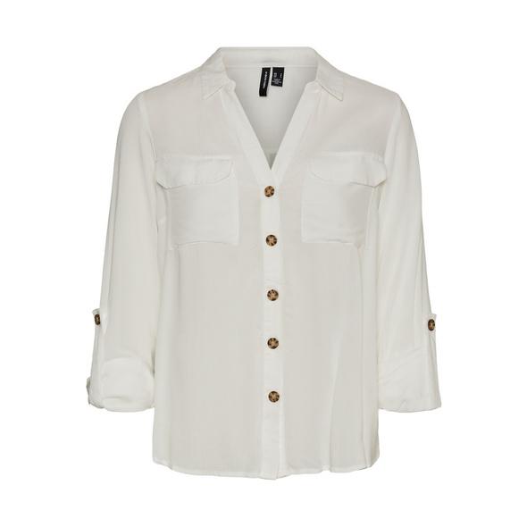 Vero Moda Reguläre Passform  Bluse