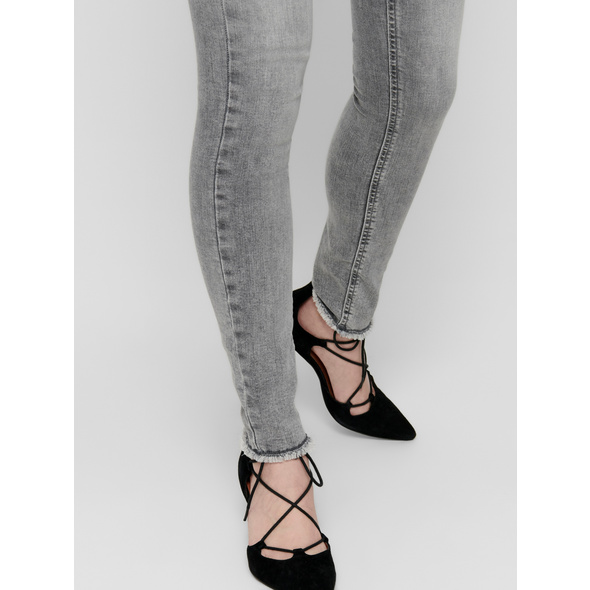 ONLY Knöchellang Skinny-Jeans mit Normal Waist