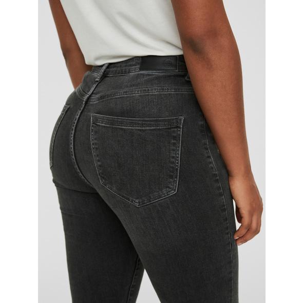 Vero Moda High Waist mit Gürtelschlaufen Jeans in Skinny Fit