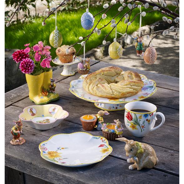 Spring Awakening Kaffee-Obertasse Blumenwiese