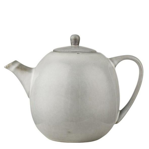 Teekanne Amera grau