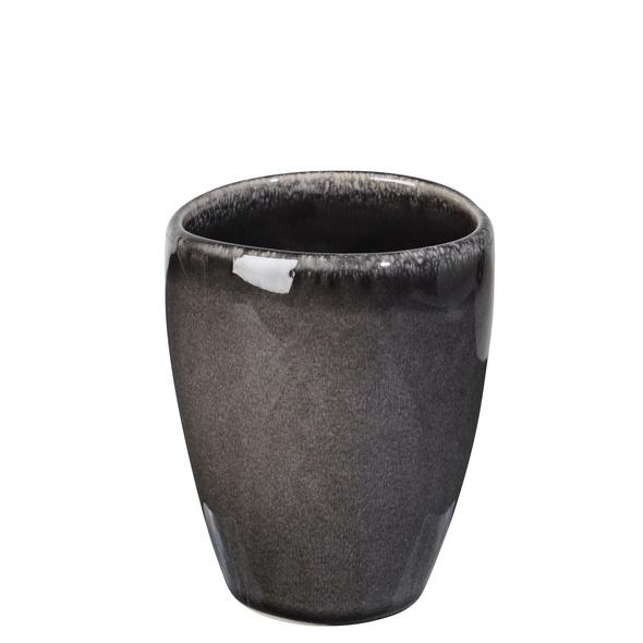 Kaffeebecher Nordic Coal 25cl
