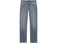 Straight Super Stretch Denim Jeans