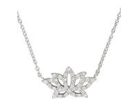 Kette - Silver Lotus Symbol