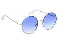 Sonnenbrille - Round Blue