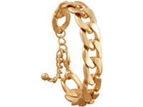 Armband - Big Gold