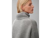 Rollkragen-Pullover