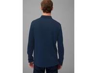 Langarm-Poloshirt