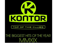 VARIOUS - Kontor Top Of The Clubs - The Biggest Hits Of The Year MMXIX - (CD)