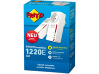Powerline Adapter AVM FRITZ!Powerline 1220E Set