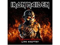 Iron Maiden - The Book Of Souls: Live Chapter - (CD)