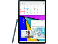 SAMSUNG Tab S6 Wi-Fi, Tablet, 128 GB, 6 GB RAM, 10.5 Zoll, Android 9, Mountain Grey